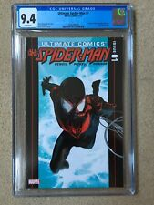 ULTIMATE COMICS SPIDER-MAN #1 CGC 9.4 NM 2ND MILES MORALES INTO THE SPIDERVERSE
