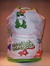 Borsa a sacco sacchetto mare spalla tracolla Monella Vagabonda bambina ragazza