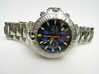Invicta Men's Subaqua Noma II Automatic Chronograph 2874 Watch Valjoux 7750
