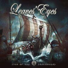 LEAVES' EYES - SIGN OF THE DRAGONHEAD (LIM,2CD-DIGIBOOK)  2 CD NEU