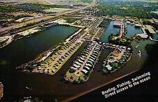 Yacht Haven Mobile Home Park. Ft. Lauderdale Florida -- Standard Chrome Postcard
