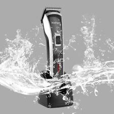 Bartschneider Haarschneidemaschine Haarschneider Rasierer Trimmer & Led Display