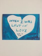 Tracey Emin Poster Picture Photo Print A2 A3 A4 7X5 6X4