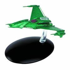 Eaglemoss Star Trek Klingon Augments Ship with Magazine, #Emst0053