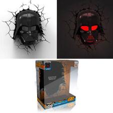 Lampada LED Philips STAR WARS 3D Deco Light Darth Vader Helmet