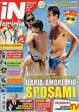 In Famiglia 2017 28.Ilaria D'Amico-Gigi Buffon,Gina Lollobrigida,Giorgia Palmas