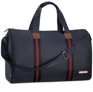 Tommy Hilfiger Mens Cross Body Shoulder Messenger Bag Duffle Travel Handbag New