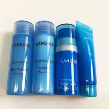 LANEIGE Moisture Care Trial Kit 4 Items Skin Emerging Essene Gel Cream Sample