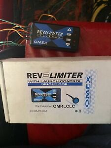 Omex Rev Limiter Single Coil With Launch Control