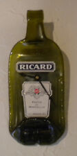 RARE HORLOGE BOUTEILLE RICARD   pendule no pichet carafe