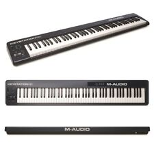 M-AUDIO KEYSTATION 88 (2nd generation) tastiera keyboard MIDI USB 88 tasti NUOVA