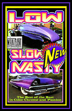 Lead Sleds,  LOW, SLOW, & NASTY, 50s Custom, A MAIN EVENT ENTERTAINMENT DVD