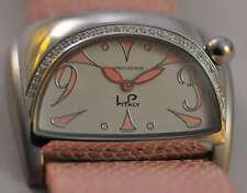 LORENZO POZZAN LP Italy Ladies Stratosphere Diamond Pink Swiss made Watch