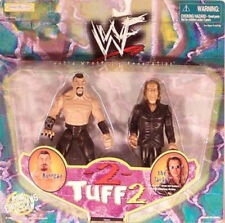 WWF WWE 2 Tuff Kurrgan & The Jackyl Jakks Kurragann Bone Crunching Series 2 MOC