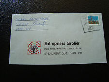 CANADA - envelope 1987 (cy12) canada (O)