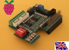 Rs-Pi I2C 23017 x2 - uln2803 x2 32bit GPIO multi-function Board for Raspberry Pi