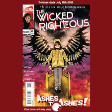 WICKED RIGHTEOUS #6 (OF 6) 1st Print (WK28.18) (W) Mayo (A) Chris Hall, Romero