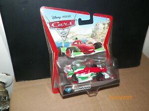 1 2010 Disney Pixar Cars 2, Francesco Bernoulli #4