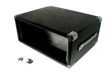 """Procraft 4U 16"""" Deep Equipment Rack 4 Space - Made in the USA - With Rack Screws"""