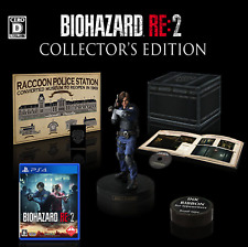 CAPCOM PS4 Resident Evil BIOHAZARD RE:2 COLLECTOR'S EDITION Play Station 4 PS4