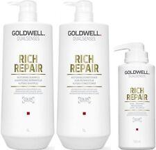 Goldwell Dualsenses Rich Repair Restoring Shampoo - 300 ml