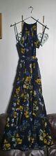 Stunning Ladies Floral Karen Millen Layered Dress Size UK 14