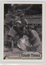 1993 Pacific Gunsmoke #54 Tough Times Non-Sports Card 0b6