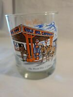 Vintage Gulf Collector's Series Glasses Gulf Oil and Gas Company