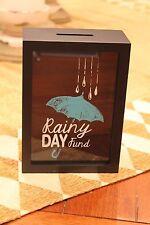 """Rainy Day Fund"" Bank"