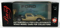 Bang Models 1/43 Scale Diecast 7071 - Ford GT40 Stradale - Gold