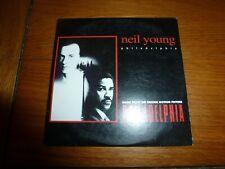 NEIL YOUNG - PHILADELPHIA ( CD SINGLE )
