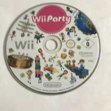 Wii Party / Disc Only / Nintendi Wii Game / PAL
