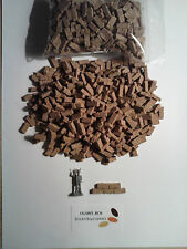 Bricks (700 unidades) = 2 BOLSAS / BAGS Ladrillos briques mattoni