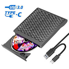 Pro External Driver Recorder USB 3.0 3D Blu Ray CD/DVD-RW Burner Reader Player