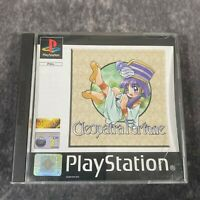 Cleopatra Fortune PS1 PlayStation 1 PAL Game Complete Taito Arcade Puzzler