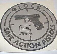 Glock Safe Action Auto Sticker