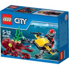 Deep Sea Explorer Submarine LEGO Construction Toys & Kits