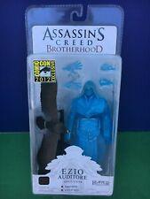 "2012 SDCC ASSASSINS CREED BROTHERHOOD Ezio Auditore MIP - Eagle Vision 7"" Neca"