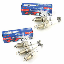5x Volvo S70 P80 2.4 AWD Genuine Denso Twin Tip TT Spark Plugs