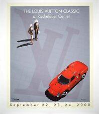 Louis Vuitton Cup Razzia Auckland 2003 ORIGINAL MEDIUM signed