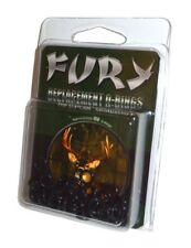 Fury Replacement O-Rings for Rage Slipcam Expandable Broadheads (50 pack)