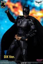 Soap Studio FG004 1/12 Rise Batman DX12 Ver. Dark Knight Movable Doll Figure