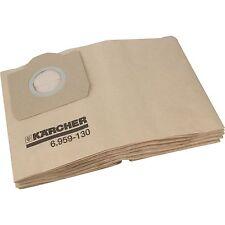 Kärcher Papierfilterbeutel für Sauger 6.959-130.0, Staubsaugerbeutel