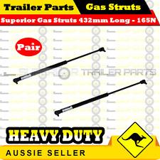 Superior 2 x Superior Gas Struts 432mm Long 165N - TRAILER CARAVAN TENT