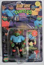 ESS133. STAR TREK TEENAGE MUTANT NINJA TURTLES: Raphael Action Figure 1994~