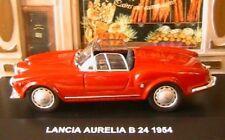 LANCIA AURELIA B24 CABRIOLET 1954 ROUGE 1/43 EDISON GIOCATTOLI EG ROSSO RED ROT