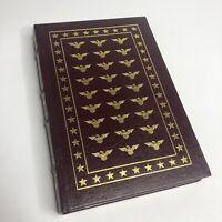 Burden and the Glory John F Kennedy-Easton Press Bonded Leather Shelf Art Piec