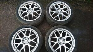 BMW E39 18 alloy wheels 5x120 T5 E36, E38, E60, E61 etc