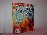 "QUILTERS NEWSLETTER MAGAZINE"" ART-CRAFT-COMMUNITY  DECEMBER / JANUARY ,2013"