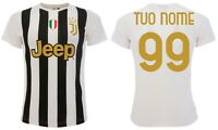 Maglia Juventus Personalizzata 2021 Juve ufficiale Home Tuo nome numero ORO 2020